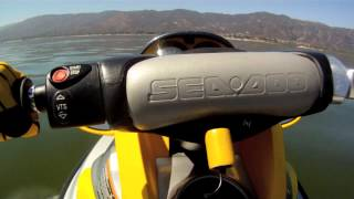 8. 2001 Sea Doo XP Top Speed GoPro