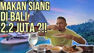 Video MAKAN SIANG DI BALI 2,2 JUTA PER ORANG!! #RAPPERLAPER MP3, 3GP, MP4, WEBM, AVI, FLV Desember 2018