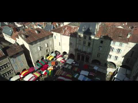 Najac - Villefranche de Rouergue, Grands Sites de Midi-Pyrénées