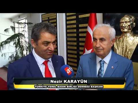 Yerel Basın Birliği Edirne Ziyareti