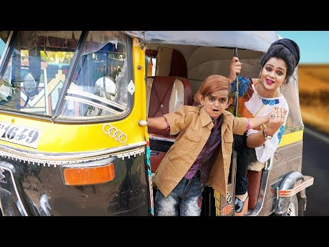 CHOTU DADA KI RIKSHA WALI | छोटू की रिक्शा | Khandesh Hindi Comedy | Chotu Dada Comedy Video