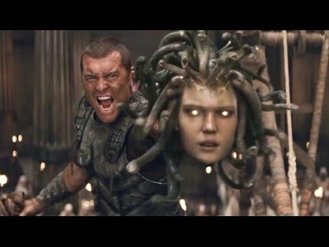 Perseus Takes On Kraken - Clash Of The Titans Clip (2010)