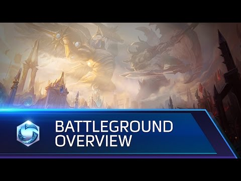 Heroes of the Storm - Campos de batalla de la eternidad