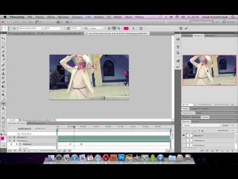 Obróbka filmów w Photoshopie - jak ugryźć - poradnik wideo