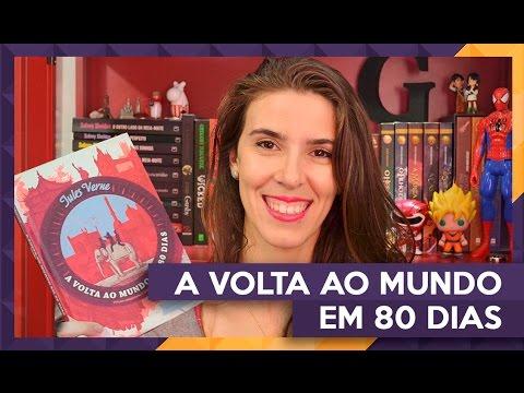 A VOLTA AO MUNDO EM 80 DIAS | Admirável Leitor | VEDA