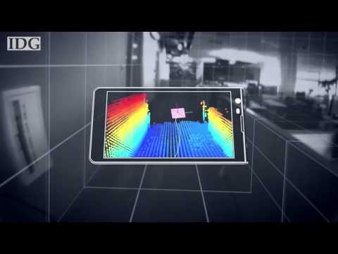 Video: Meet Google's 3D R&D 'Project Tango'