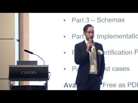 舒麥加產品發佈會@OCPP new version 2.0 by Mr.Jonel Timbergeh (Open Charge Alliance Technical Consultant)