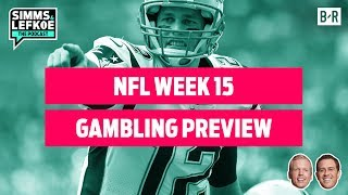 Will Tom Brady and the Patriots Beat Steelers in AFC Showdown? | NFL Week 15 Gambling Preview by Bleacher Report