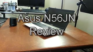 Asus N56JN (840m) Review - Theje's Notebook Reviews