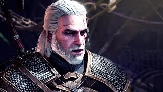 MONSTER HUNTER: WORLD - THE WITCHER 3  Wild Hunt Collaboration Trailer (2019) by Game News