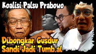 Video Koalisi Plasu Prabowo Dibongk4r Gusdur : PAN Balas Den(dam), PKS Lari, Sandi Tum bal MP3, 3GP, MP4, WEBM, AVI, FLV Mei 2019