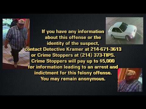 Surveillance Video -  Person Of Interest