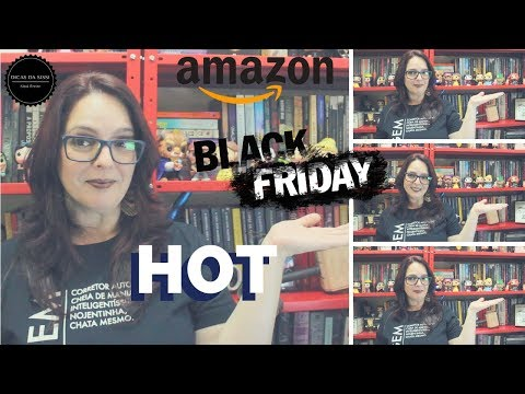 Wish List Black Friday  - HOT  | Dicas da Sissi