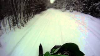 5. 2013 Arctic Cat 600 Sno Pro