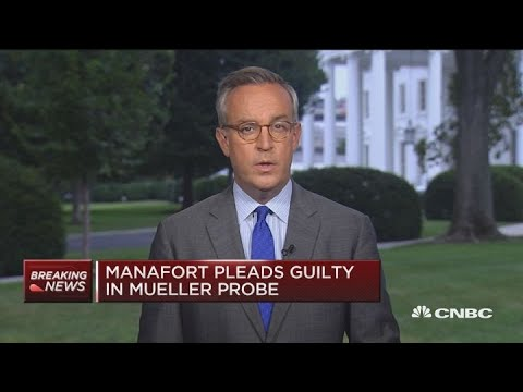 Paul Manafort pleads guilty in Mueller probe