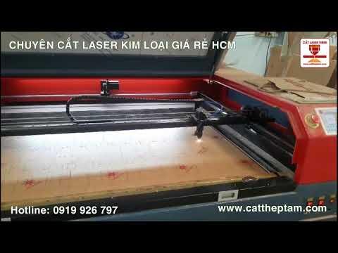 Cắt laser kim loại tấm Bình Chánh