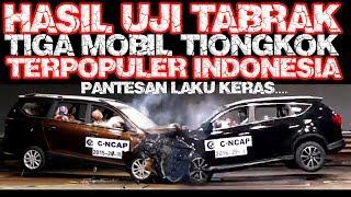 Download Video HASIL UJI TABRAK 3 MOBIL CHINA TERPOPULER DI INDONESIA MP3 3GP MP4