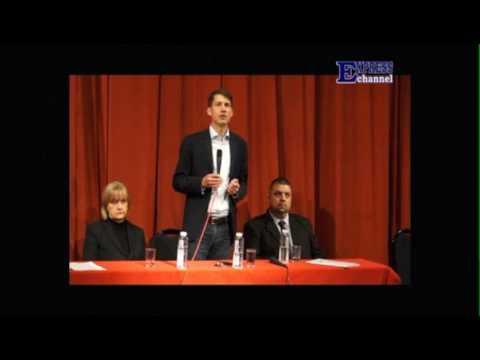 Pásztor Bálint, topolyai lakossági fórumon elmondott beszéde-cover