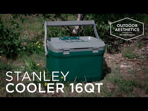 Rezension & Test: STANLEY Kühlbox 15 Liter (deutsch)