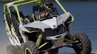 4. Can-Am Maverick Max X ds Turbo Expedition Project: PART 2