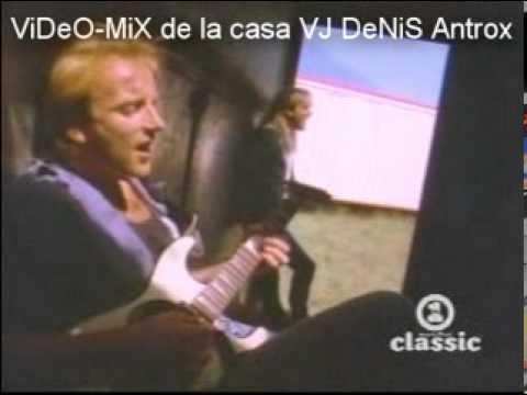 videos musicales de los anos 80 en espanol: