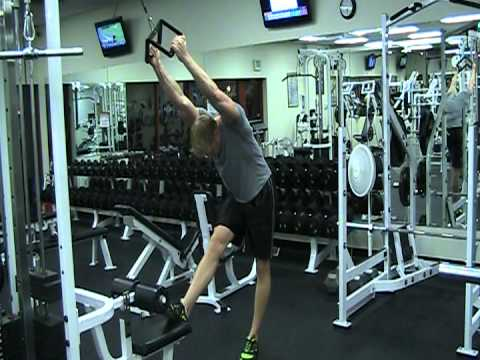 Stretcher Back Exercise – Wold Fitness