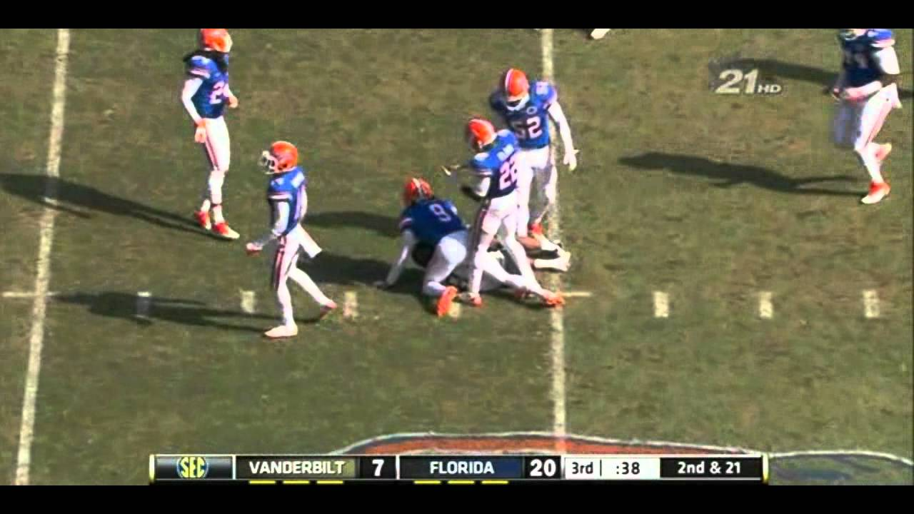 Jordan Rodgers vs Florida (2011)