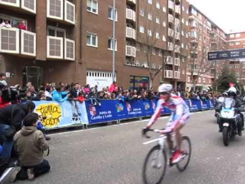 Urtasun, l�der en la XXVIII Vuelta Ciclista a Castilla y Le�n