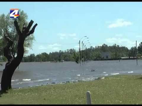 El CECOED prevé que el río llegue a siete metros frente a Paysandú