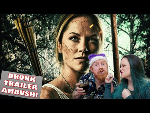 Army of One (Ellen Hollman, 2020) - Drunk Trailer Ambush!