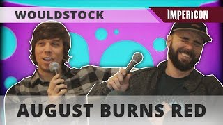 Video Wouldstock with August Burns Red MP3, 3GP, MP4, WEBM, AVI, FLV Desember 2018