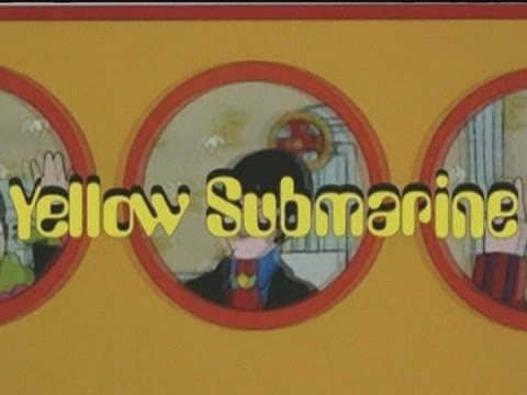 The Beatles' Yellow Submarine film is restored and re-released Video