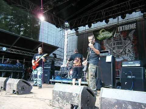 Video živák z obscene extreme 2012