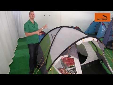 Відеоогляд туристичної палатки Easy Camp Phantom 300