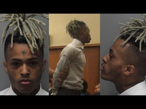 XXXTentacion Judge Goes Off in Court Before Sending Him to Jail (видео)