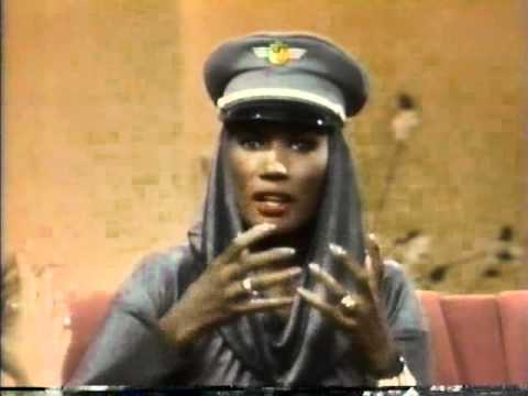 Talk Show - Grace Jones