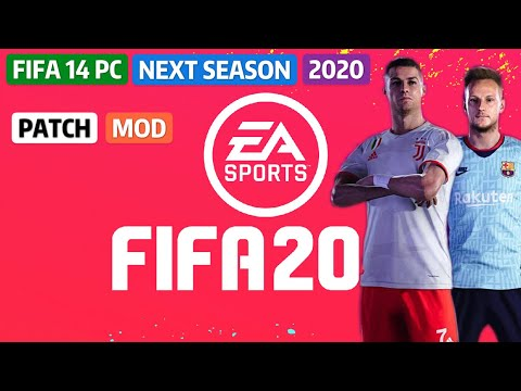 FIFA 14 Next Season Patch To 2020 Download + Install