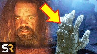 Marvel Theory: Peter Dinklage's Eitri Could Be The Key To Avengers Endgame by Screen Rant