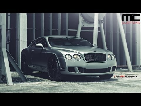 MC Customs Bentley Continental GT