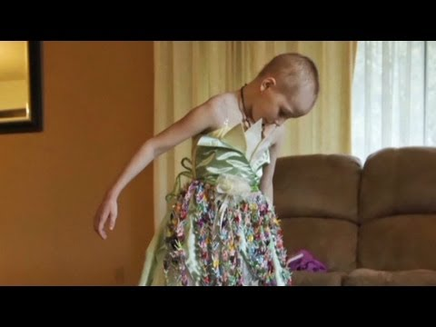Girl, 7, uses medical marijuana for cancer treatment