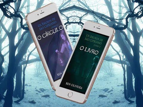 Teaser do livro O Círculo (Os Bruxos de São Cipriano #1) | Ben Oliveira