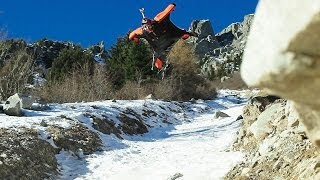 Closest a Wingsuit Pilot Has Ever Flown to the Ground?