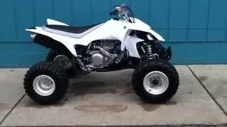 7. 2013 Yamaha YFZ 450 Demo just like new but cheaper