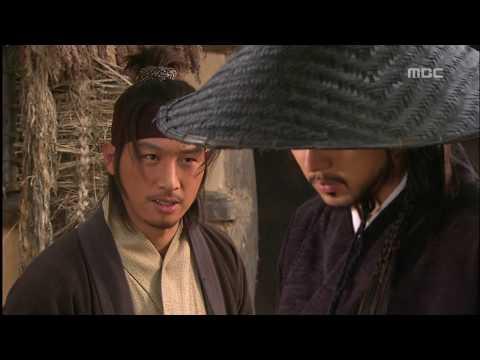 [고구려 사극판타지] 주몽 Jumong 대소의 포위망을 뚫고 어머니와 처자를 걱정하는 주몽