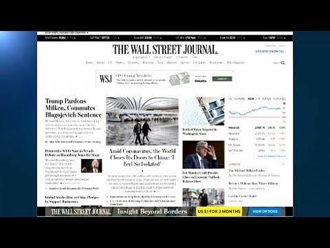 Η Κίνα απελαύνει 3 δημοσιογράφους της Wall Street Journal