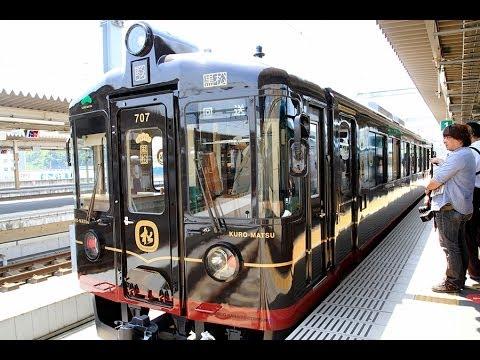 北近畿タンゴ鉄道に豪華列車