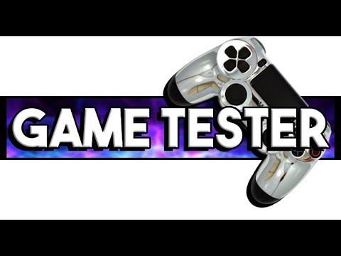 Game Tester Career - New opportunity awaits!