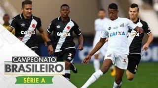 Os lances de Vasco 0 x 0 Santos, pela 14ª rodada do Campeonato Brasileiro (16/07/2017) Esporte Interativo nas Redes Sociais: Portal: ...