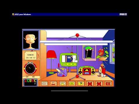 Présentation : Environnement ADI 2 (PC, 1993) #1 : Interface, Outils et Programmes