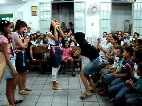 peça - Apresentada na Igreja Assembléia de Deus em Novo Horizonte - Serra- ES.